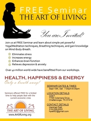 Health and Happiness Event