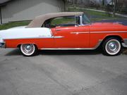 1955 CHEVROLET Chevrolet Bel Air/150/210 red and white